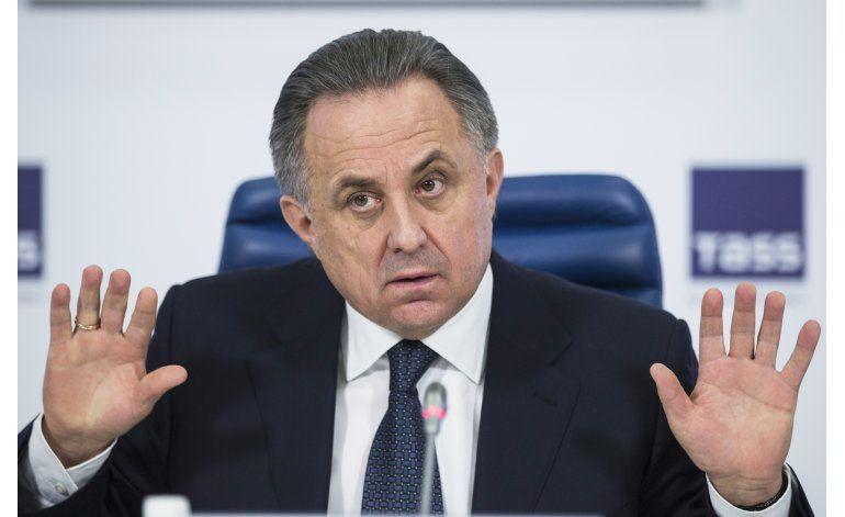 IAAF ratifica suspensión de Rusia de los Juegos Olímpicos