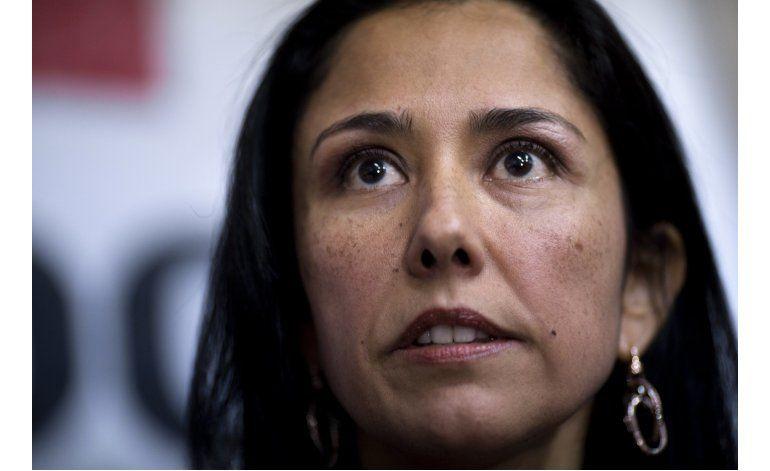 Perú: Primera dama niega imputación por lavado de activos