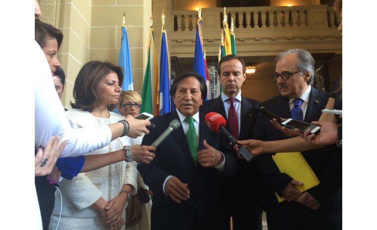 Expresidentes piden mediación de OEA en Venezuela
