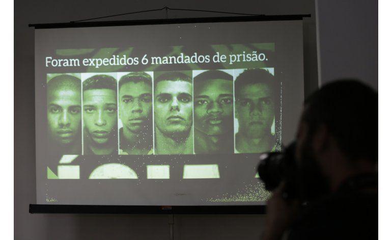 Piden cargos contra 7 por violación de joven en Brasil