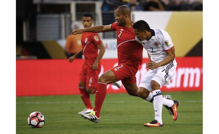 Centenario: Colombia a semifinales, vence a Perú por penales