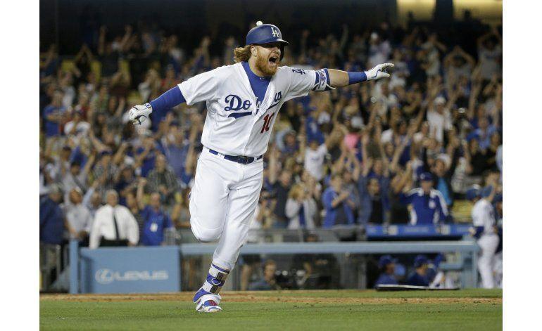 Turners lidera a Dodgers sobre Cerveceros, 3-2 en 10 innings