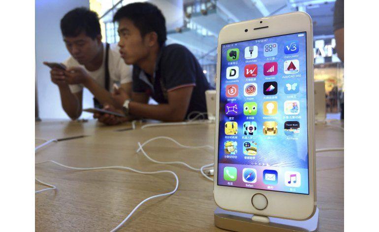 Ordenan a Apple detener las ventas de iPhone 6 en Beijing