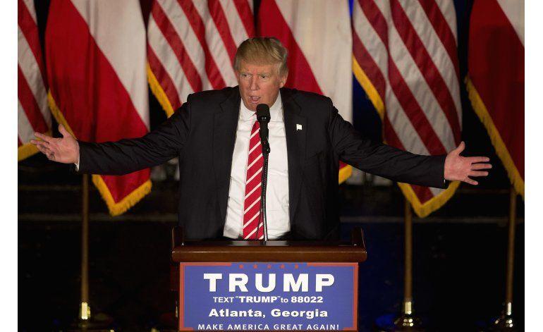 Trump sabrá lo que es enfrentar una maquinaria bien aceitada