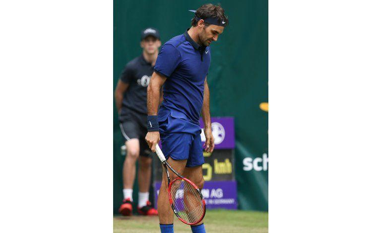 Zverev vence a Federer en semis de Halle
