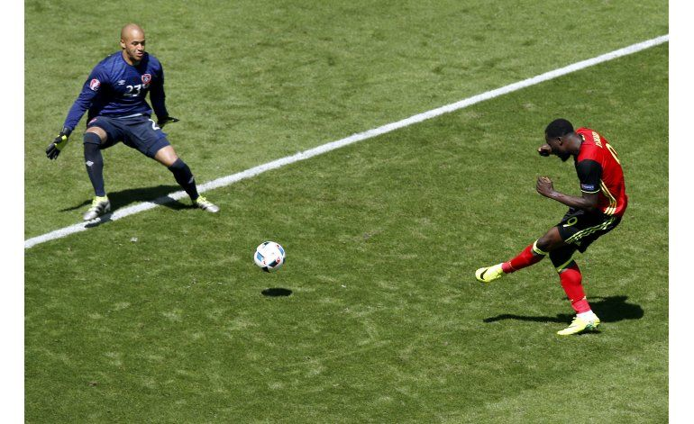 Bélgica despierta: Lukaku lidera goleada ante Irlanda