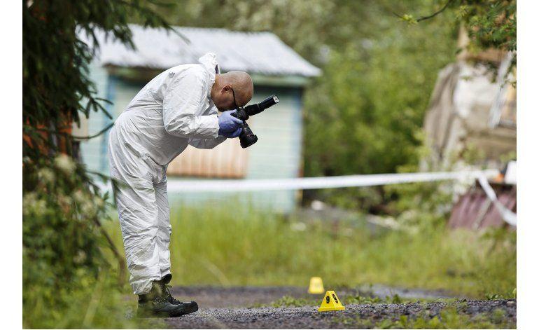 Anciano matan a un policía en una región remota de Finlandia