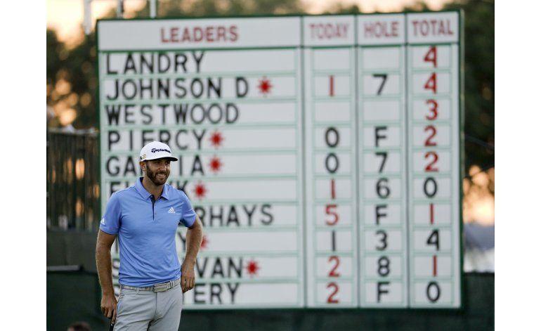Shane Lowry termina el sábado en la cima del U.S. Open