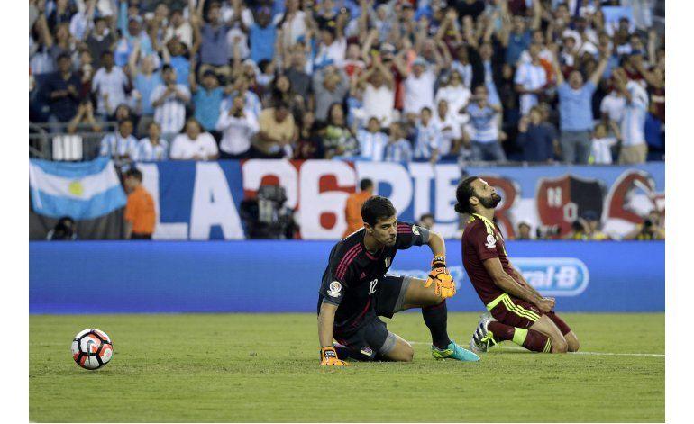 Venezuela se retira con buenas sensaciones de Copa América