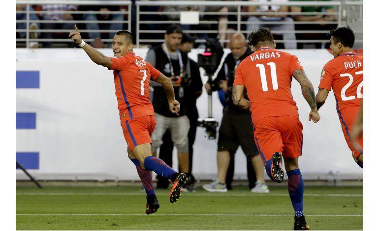 Chile humilla a México y es semifinalista de Copa América