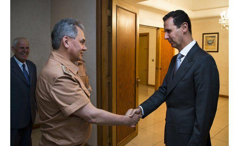 Rusia dice que EEUU no dio localización de opositores sirios