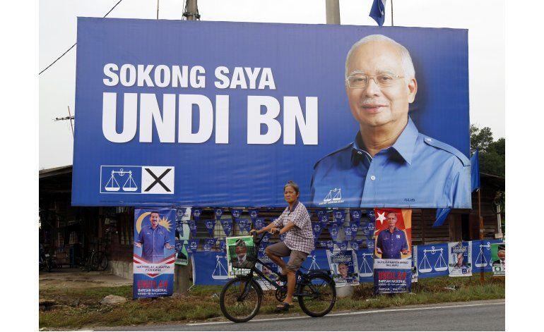 Malasias: Victorias electorales fortalecen a primer ministro