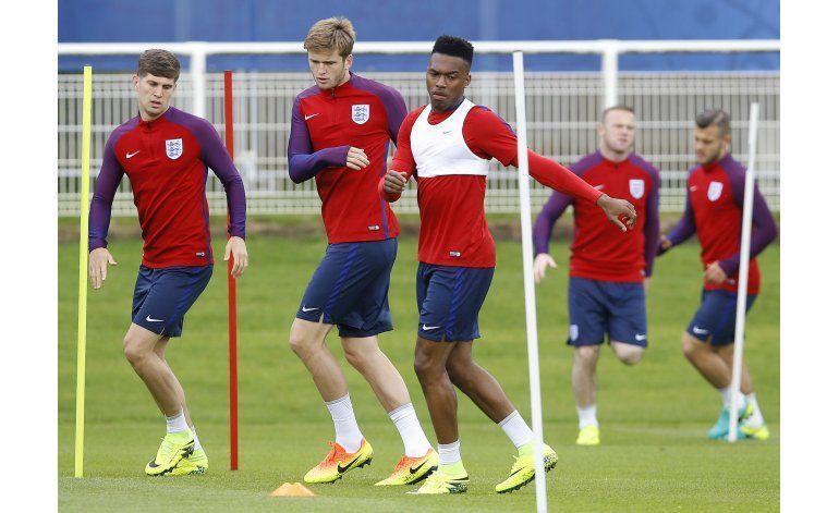 Inglaterra sabe que no ganar su grupo trae consecuencias