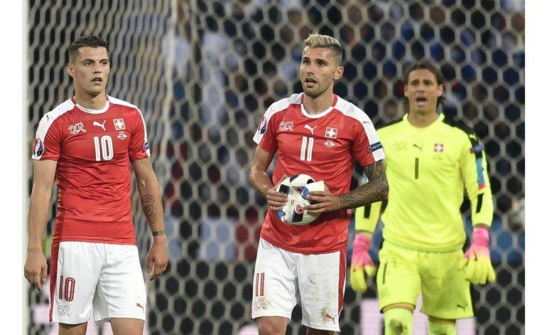 Francia y Suiza se olvidan del gol, suspenso para Albania