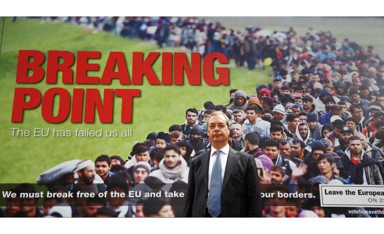 Exlíder conservadora cambia de bando en voto sobre Brexit