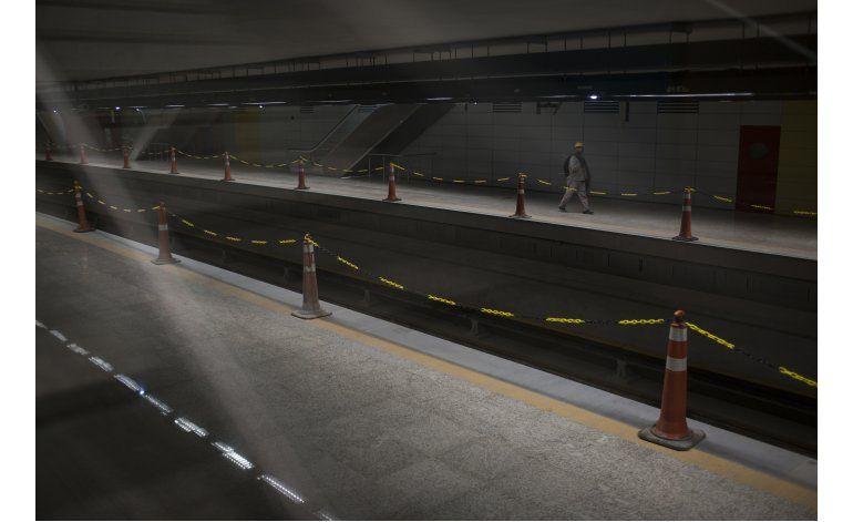 La nueva línea de metro de Río plantea dudas antes de JJOO