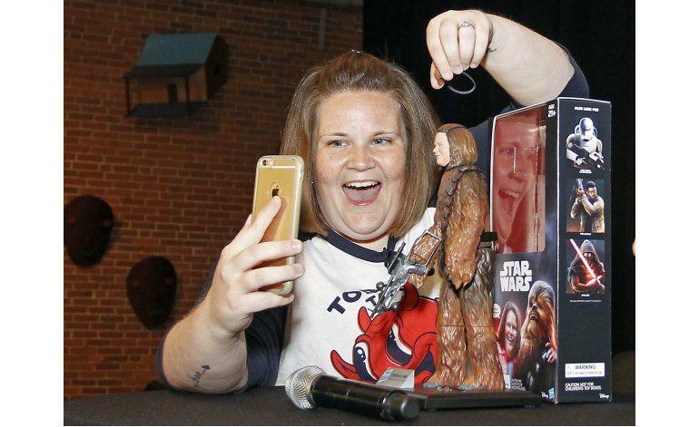 Hasbro hace una figura de acción de la Mamá Chewbacca