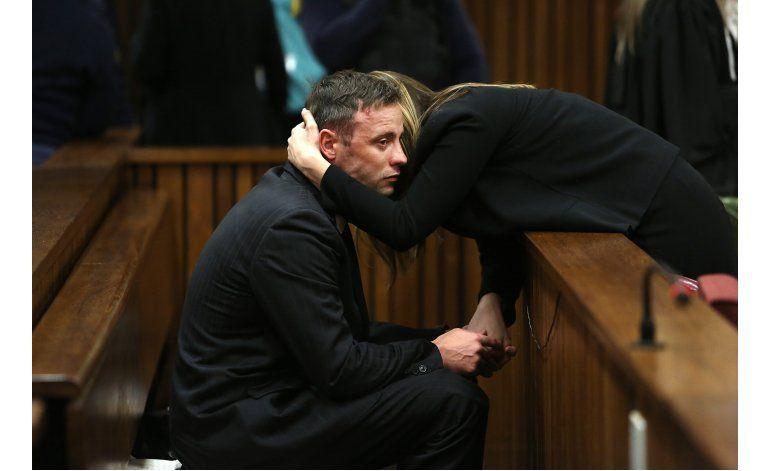 Familia de Pistorius denuncia amenazas antes de sentencia