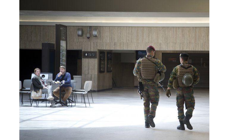 Bélgica detiene a seis en relación con ataque fallido
