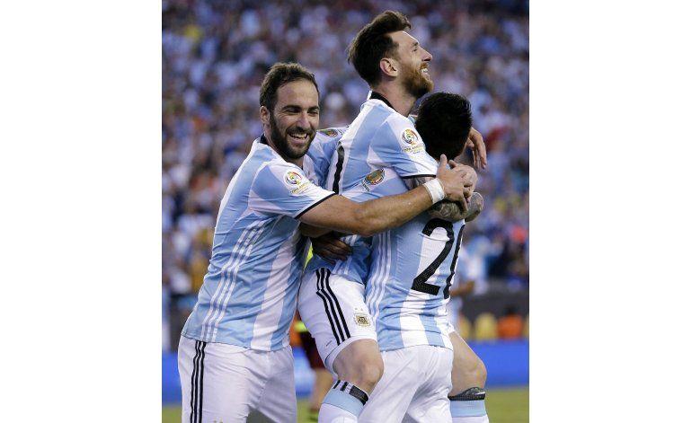 Argentina-EEUU: ¿Descanso? Mejor tener a Messi