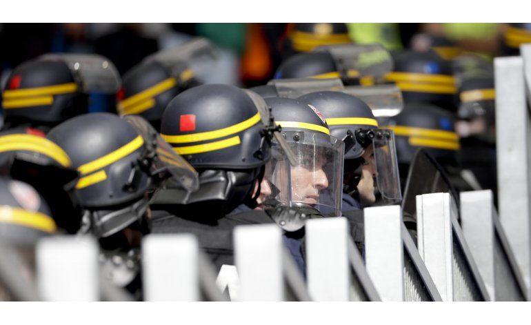 Francia: 557 hinchas radicales han sido detenidos