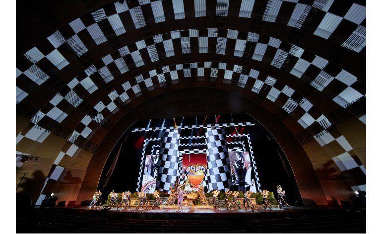 Show de las Rockettes apela a magos de la iluminación