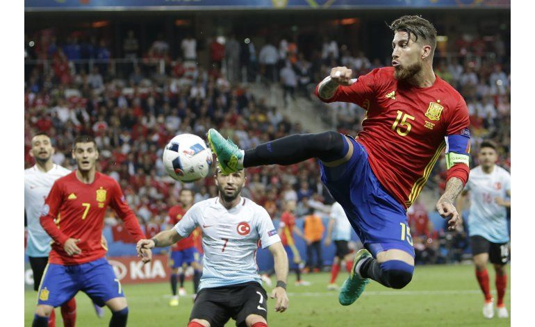 No subestimen a la defensa de España