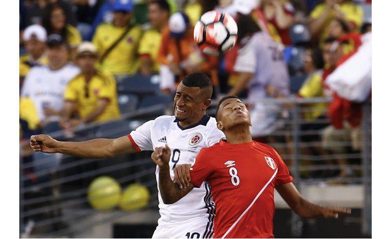 Incierta actuación de Farid Díaz con Colombia ante Chile