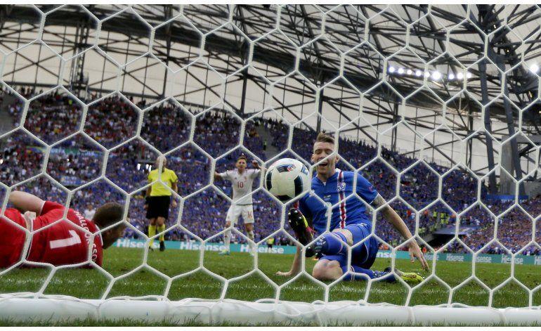 Tras contener a CR7, Islandia y Austria buscan 1er triunfo