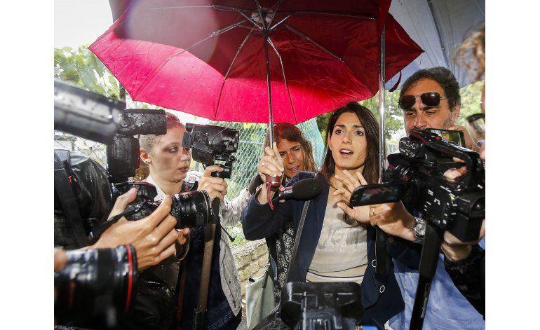 Candidatura de Roma para 2024 depende de nueva alcaldesa