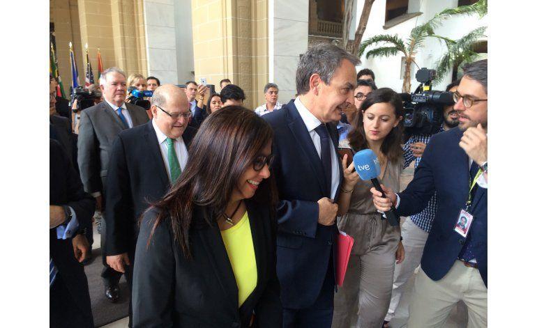 Maduro considera positiva visita de Shannon a Caracas