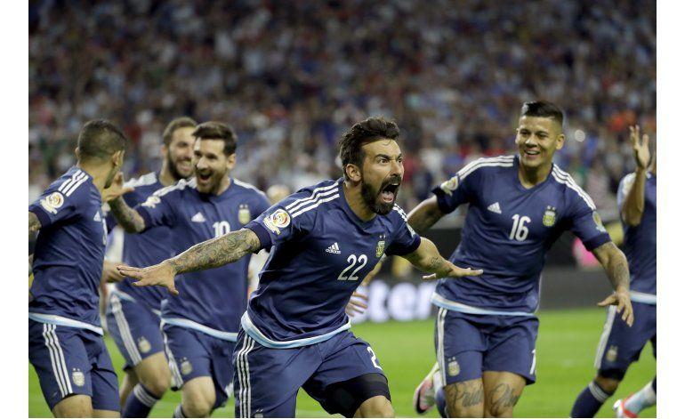 Messi deslumbra y Argentina es finalista de Copa Centenario