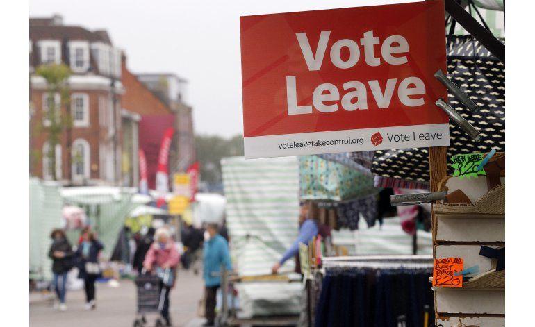 En el diverso Londres conviven opiniones dispares sobre UE