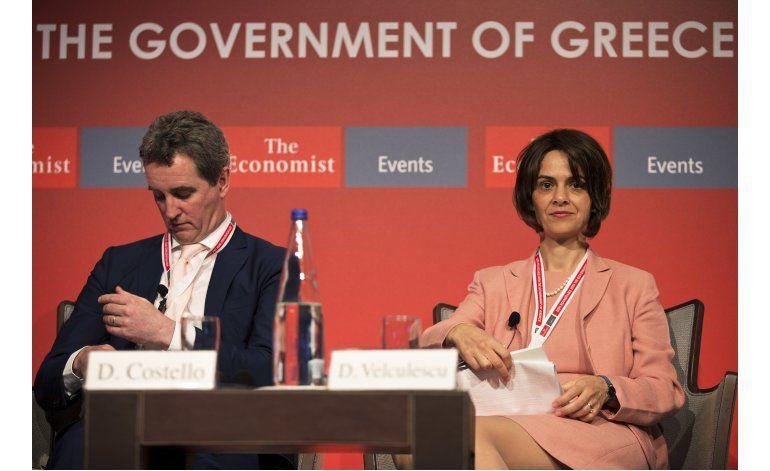 Grecia quiere alivio de austeridad al finalizar el rescate