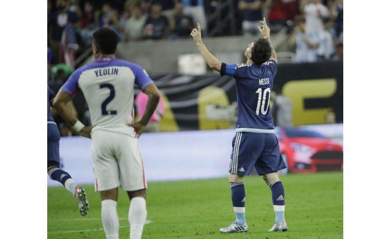 El legado de Messi con Argentina podría definirse el domingo