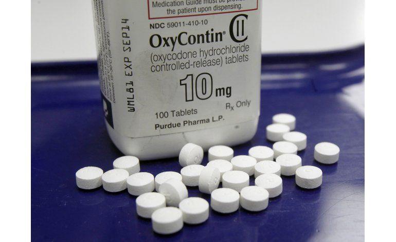 EEUU:  Crece abuso de opiáceos por ancianos