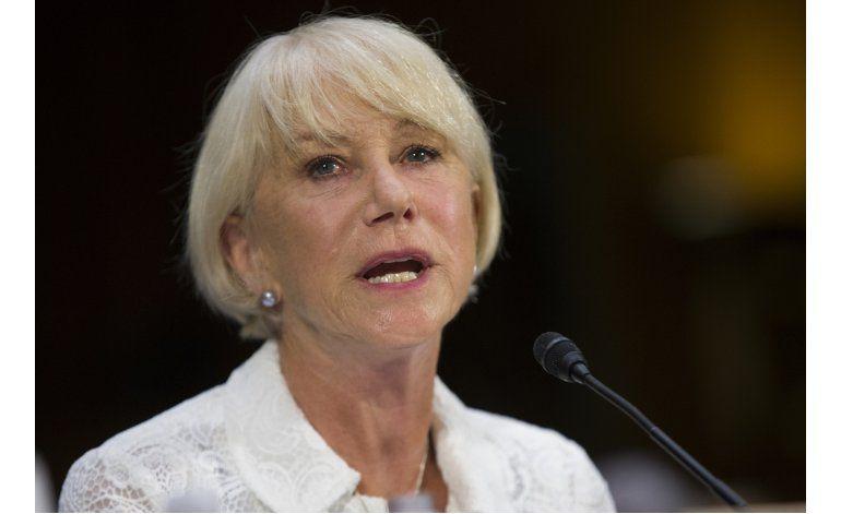 Helen Mirren rechaza esfuerzos de boicot a Israel