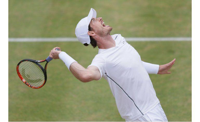 Djokovic y Murray, 1ro y 2do preclasificados en Wimbledon