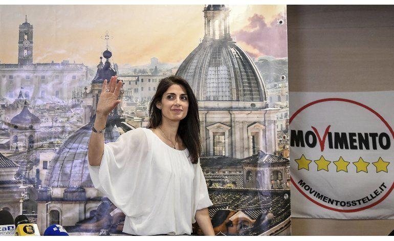 Nueva alcaldesa de Roma sigue opuesta a los Olímpicos