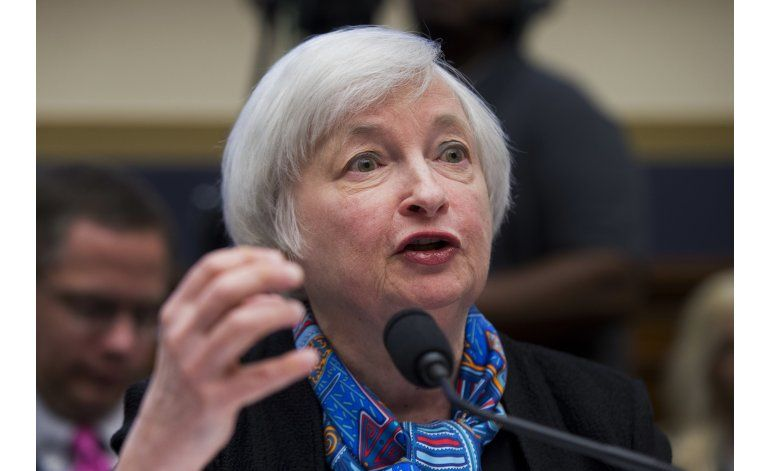 Republicanos en el Congreso critican a Yellen