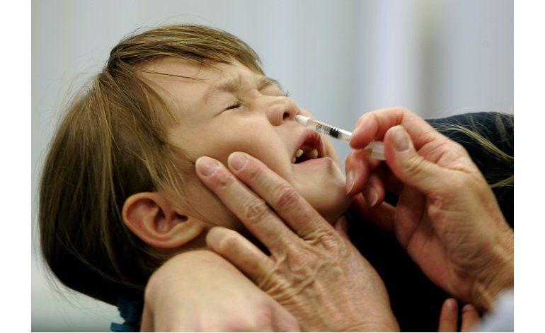 Estudio: Inyección es mejor que atomizador contra influenza