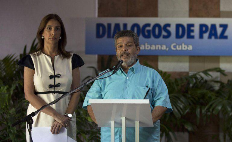 Gobierno de Colombia y las FARC acuerdan el cese al fuego bilateral y definitivo