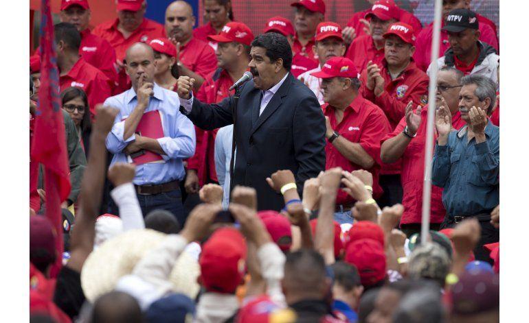 Presidente Maduro dice estar abierto a un diálogo con EEUU