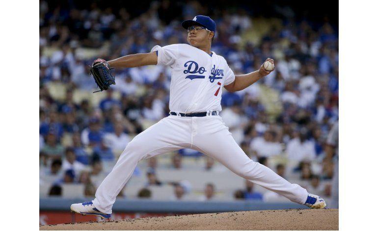Dodgers ganan, Puig anota en error de Nacionales en 9no