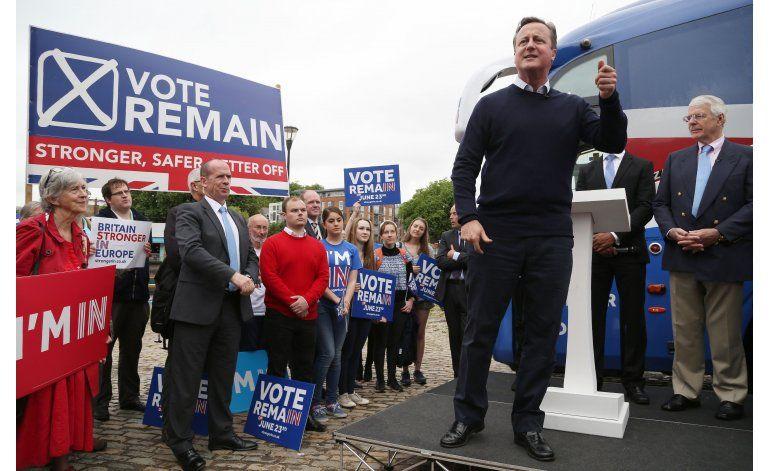 Gran Bretaña vota en histórico referéndum sobre la UE
