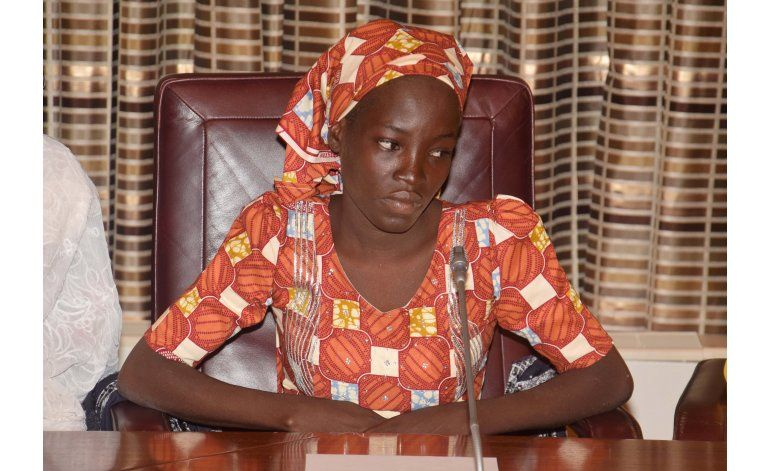 Nigeria: Exigen conocer suerte de niña que escapó Boko Haram