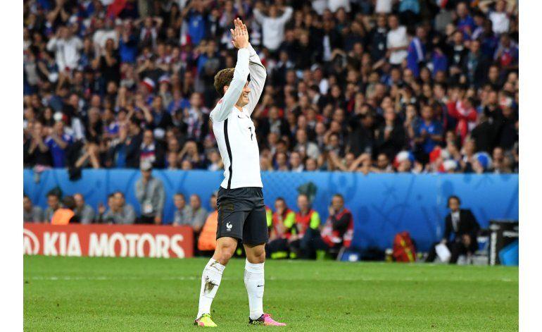 Griezmann extiende contrato en Atlético de Madrid hasta 2021