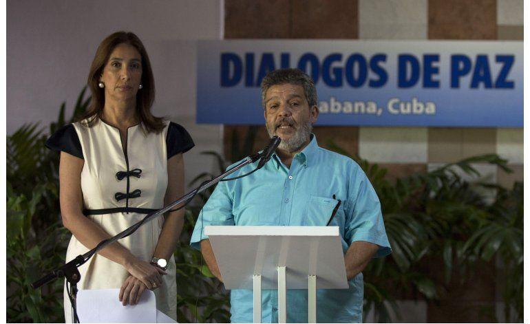 Colombianos a la puerta de un cese del fuego bilateral