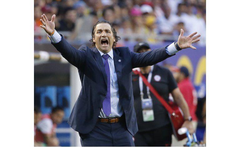 Pizzi, de las dudas a la final con la selección de Chile