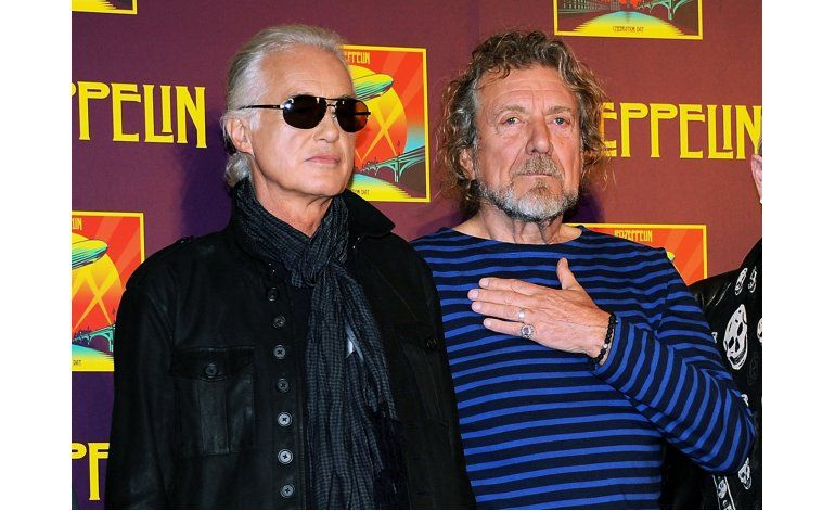 Jurado: Led Zeppelin no copió riff para Stairway to Heaven